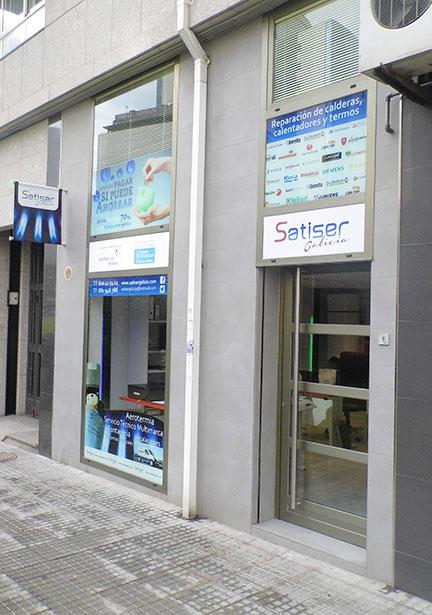 Tienda Satiser