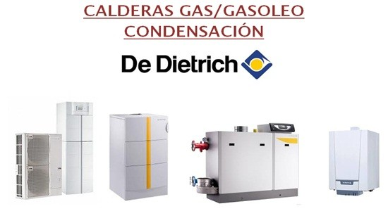 Gama de dietrich Satiser Galicia